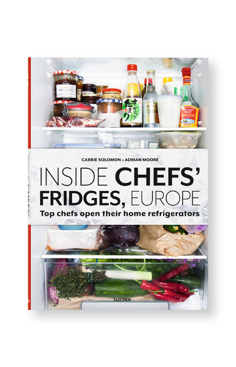 Inside Chefs' Fridges, Europe: Top Chefs Open Their Home Refigeratos