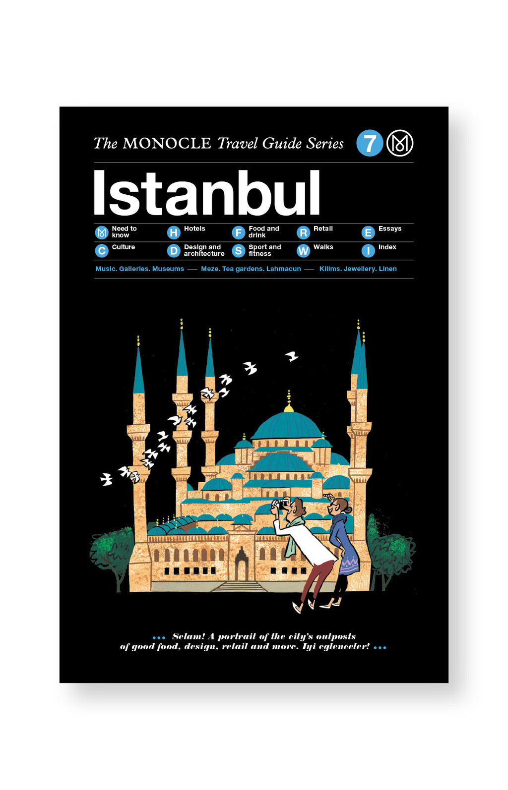 Istanbul - The Monocle Travel Guide Series 7