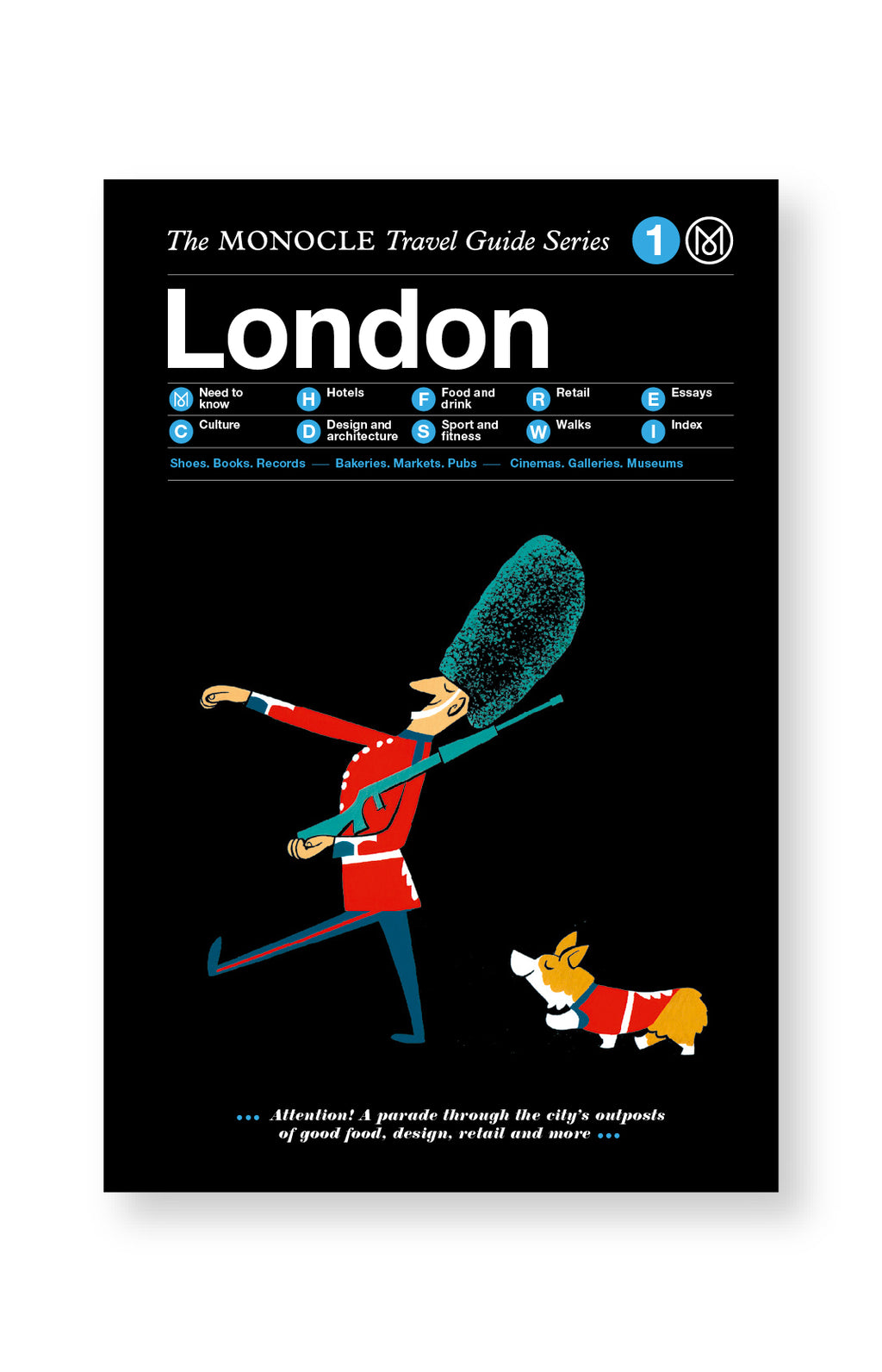 London - The Monocle Travel Guide Series 1