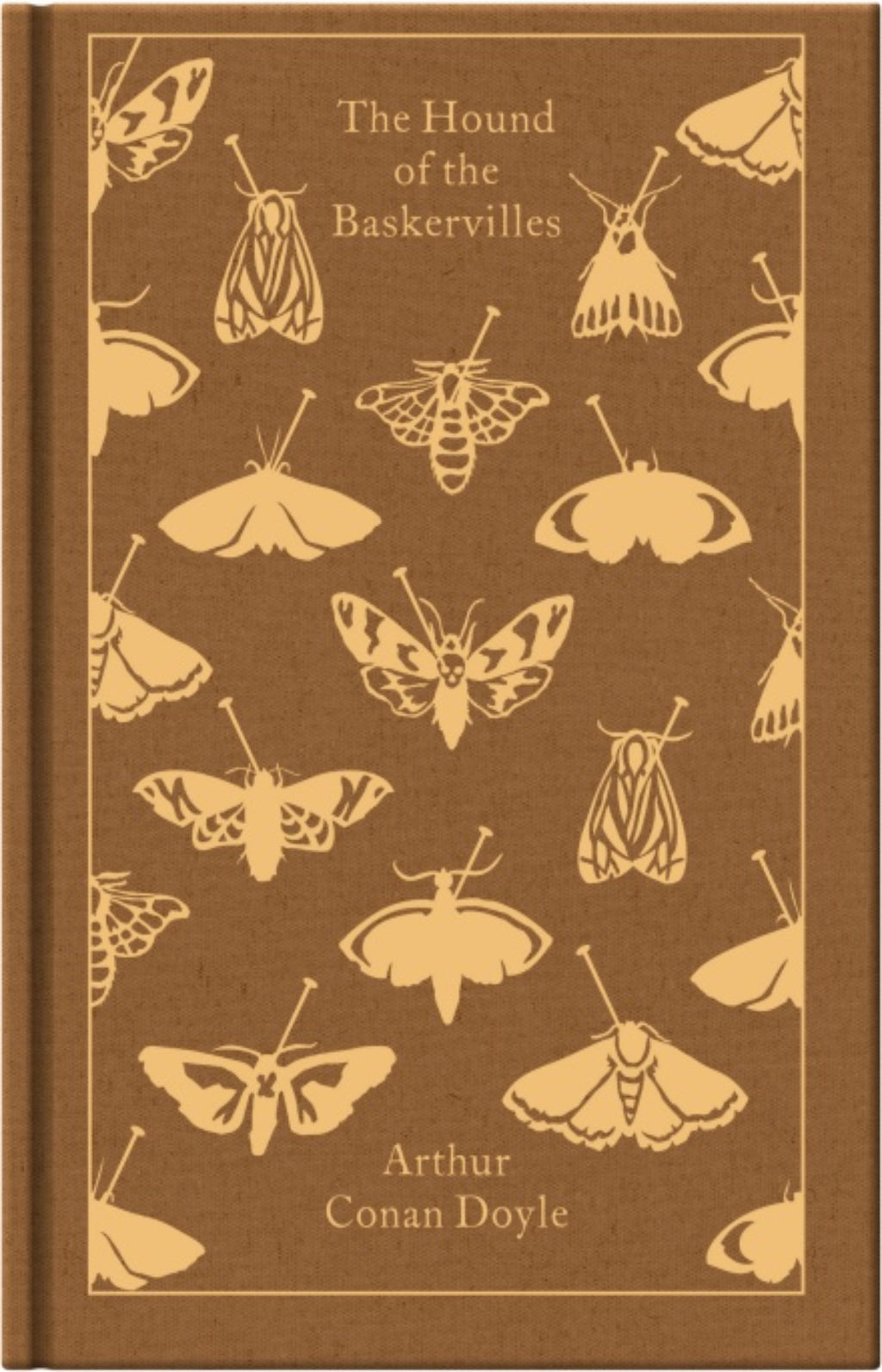 The Hound of the Baskervilles - Penguin Clothbound Classics