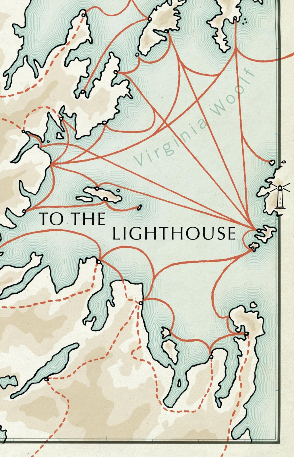 To The Lighthouse : Vintage Voyages