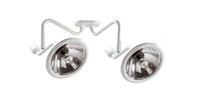 Ritter 255 Dual Ceiling Mount LED Procedure Light
