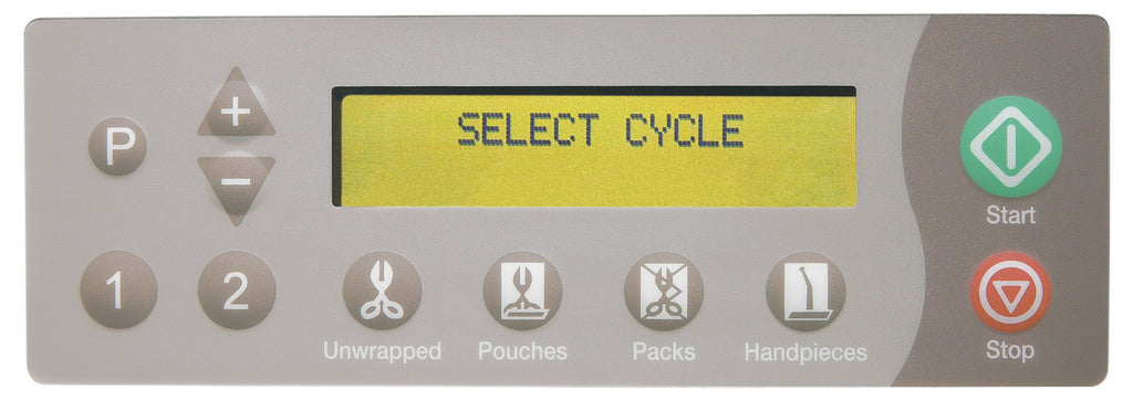 shop for a ritter by midmark m11 ultraclave autoclave sterilizer ritter by midmark m11 ultraclave autoclave sterilizer control panel