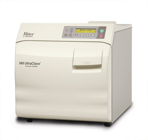 Ritter by Midmark M9D Ultraclave Autoclave Sterilizer with Manual Door