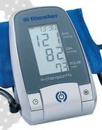 Riester 1725-145 - Ri-champion N Sphygmomanometer with 4 AA-batteries and cuff size M - Adults Standard