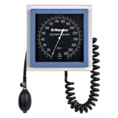 Riester LF1465 - Big Ben Square Aneroid Wall model