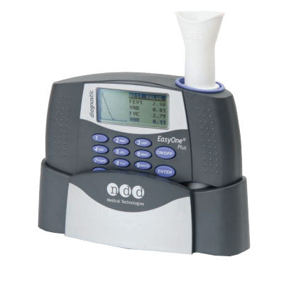 NDD EasyOne Plus Diagnostic Spirometer