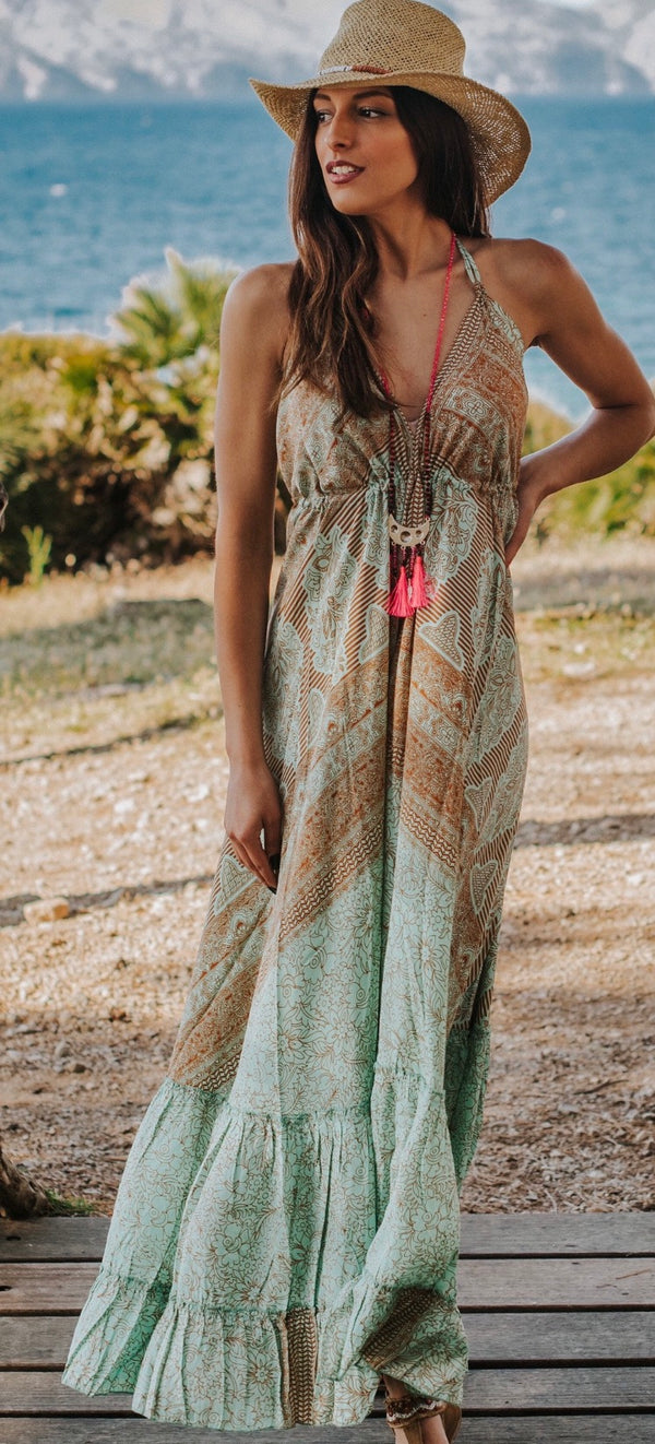 Ibiza Dress - Tribal