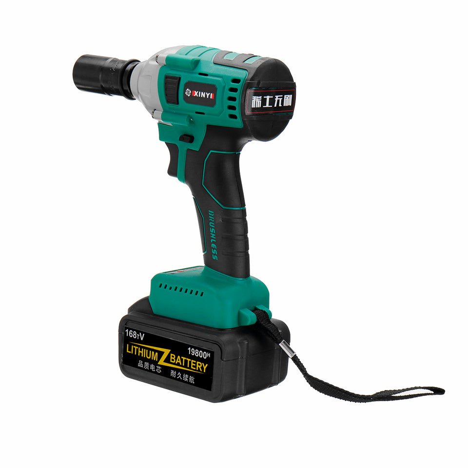 Cordless 500Nm Impact Wrench