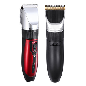 Adult Children Charging Hair Clipper Electric USB  4 Combo Trimmer Shaving Electric Hair Clipper Barber Tools