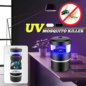 1PC 5V USB UV 45-80㎡ Non-Radiative  Portable Mosquito Killer Lamp Insect Fly Bug  Zapper Trap Mosquito Dispeller