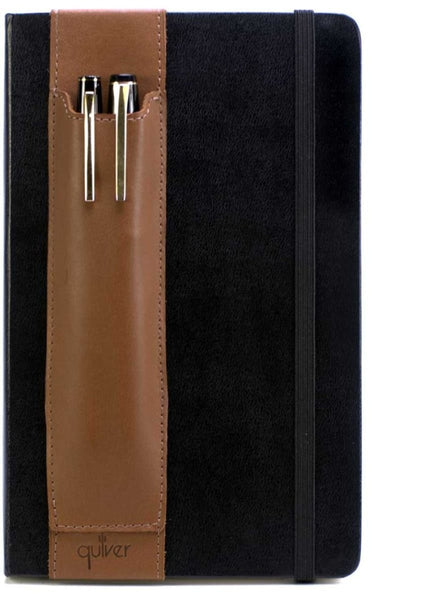 Double Pen Quiver for Large Notebooks - Indie Carry  - 3