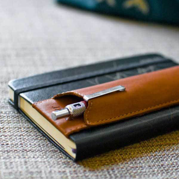 Double Pen Quiver for Pocket Notebooks - Indie Carry  - 1