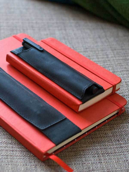 Double Pen Quiver for Pocket Notebooks - Indie Carry  - 7
