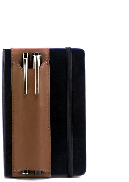 Double Pen Quiver for Pocket Notebooks - Indie Carry  - 3
