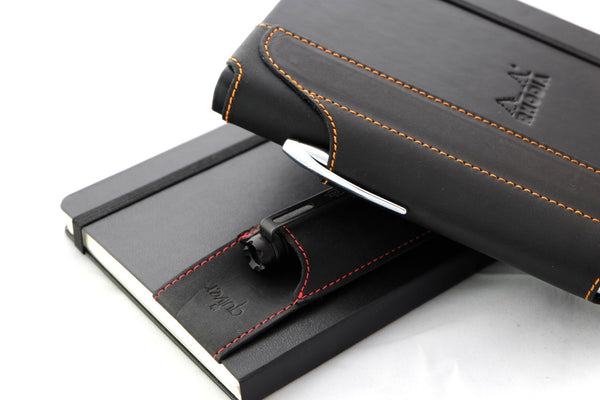 Single Pen Quiver for Large Notebooks - Indie Carry  - 10