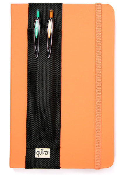 Double Pen Quiver for Large Notebooks - Indie Carry  - 7