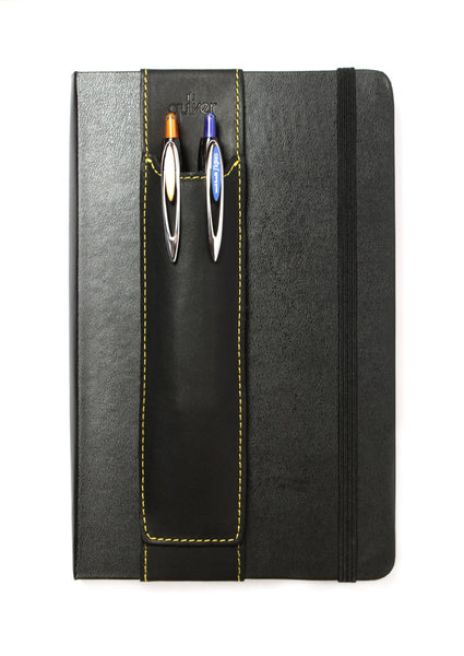 Double Pen Quiver for Large Notebooks - Indie Carry  - 9
