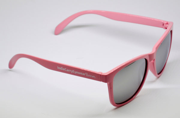 Pink with Smoke Lenses - Indie Carry