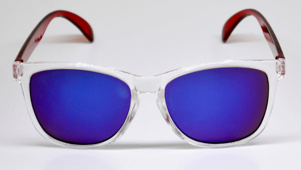 Red & Clear with Blue Lenses - Indie Carry  - 1