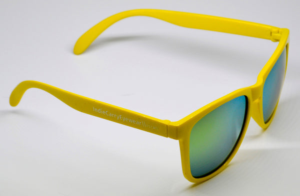 404's -Yellow with Yellow Lenses - Indie Carry  - 2
