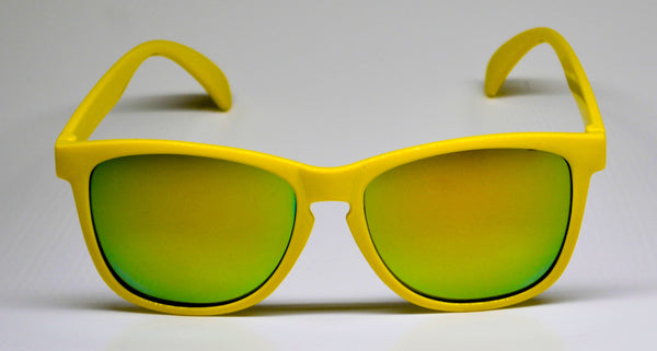 404's -Yellow with Yellow Lenses - Indie Carry  - 1