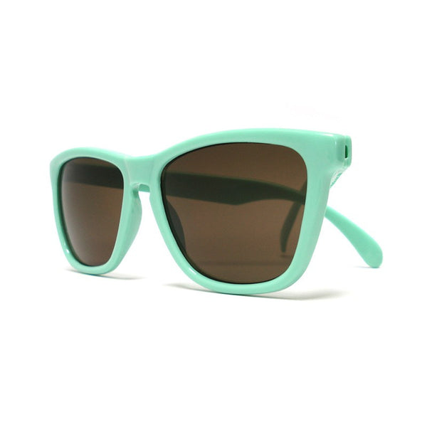 Knockaround Bio-Based - Seafoam Green/ Amber - Indie Carry  - 2
