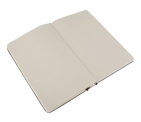 Moleskine Classic Large Notebook - Plain - Indie Carry  - 5