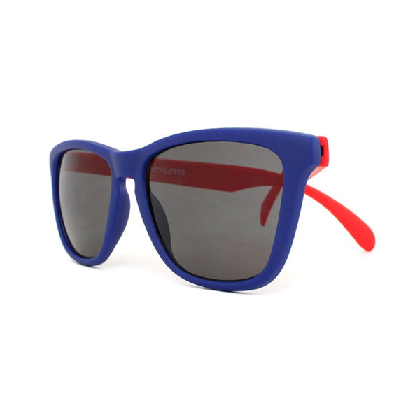 Knockaround Collegiate - Blue and Red / Smoke - Indie Carry  - 3