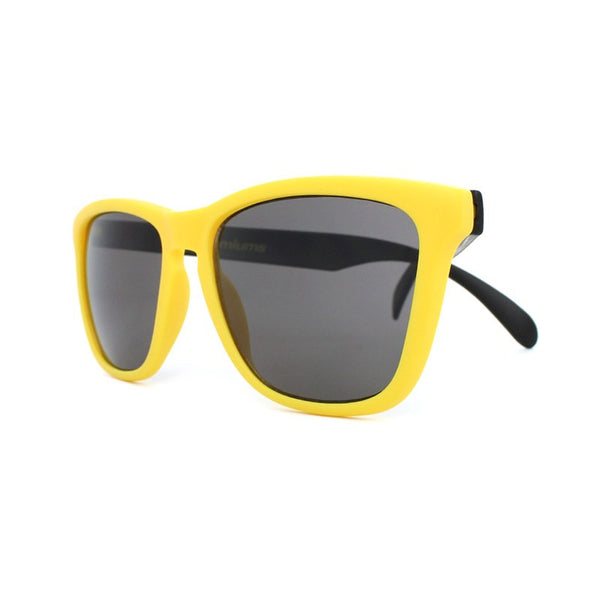 Knockaround Collegiate - Yellow and Black / Smoke - Indie Carry  - 3