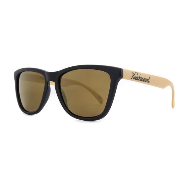 Knockaround Collegiate - Gold and Black / Gold - Indie Carry  - 1