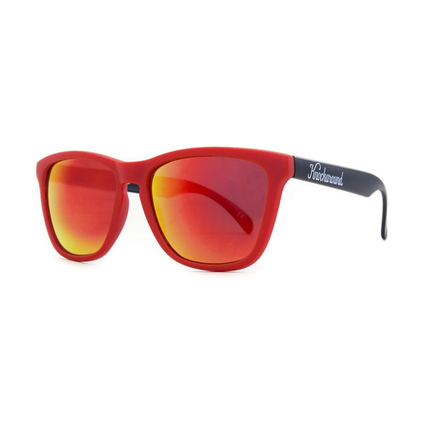 Knockaround Collegiate - Red and Black / Red Sunset Premium - Indie Carry  - 1