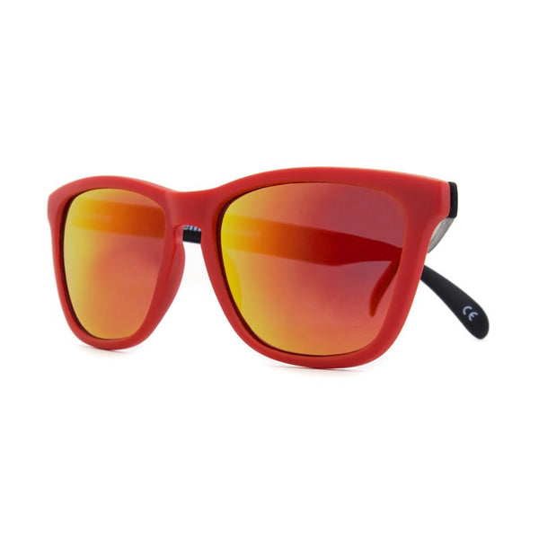 Knockaround Collegiate - Red and Black / Red Sunset Premium - Indie Carry  - 2