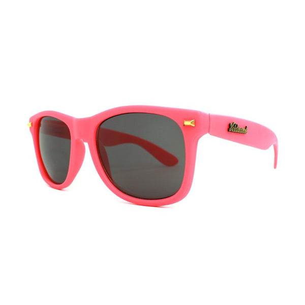 Knockaround Fort Knocks - Pink/Smoke - Indie Carry  - 1