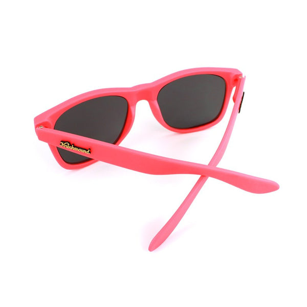 Knockaround Fort Knocks - Pink/Smoke - Indie Carry  - 2