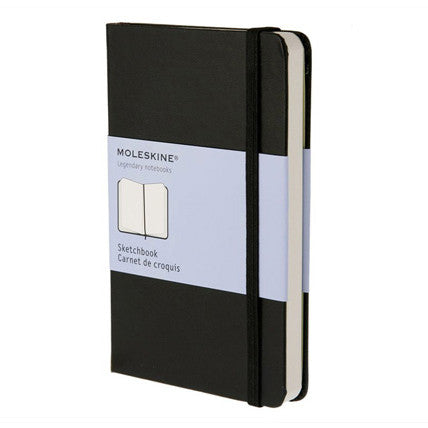 Moleskine Sketchbook Large Notebook - Indie Carry  - 1