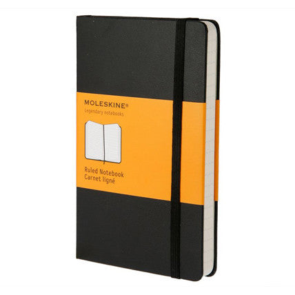 Moleskine Classic Large Notebook - Ruled - Indie Carry  - 1