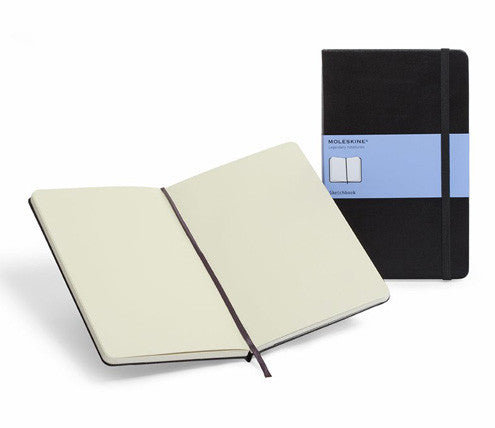 Moleskine Sketchbook Large Notebook - Indie Carry  - 2