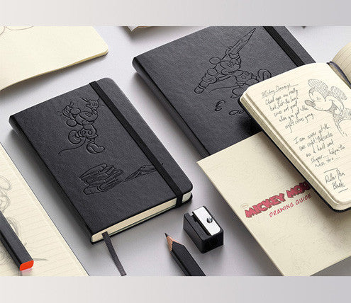 Moleskine Mickey Mouse Limited Edition Notebook - Indie Carry  - 2
