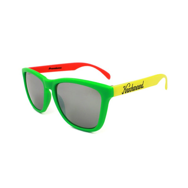 Knockaround Rasta/Smoke - Indie Carry  - 1