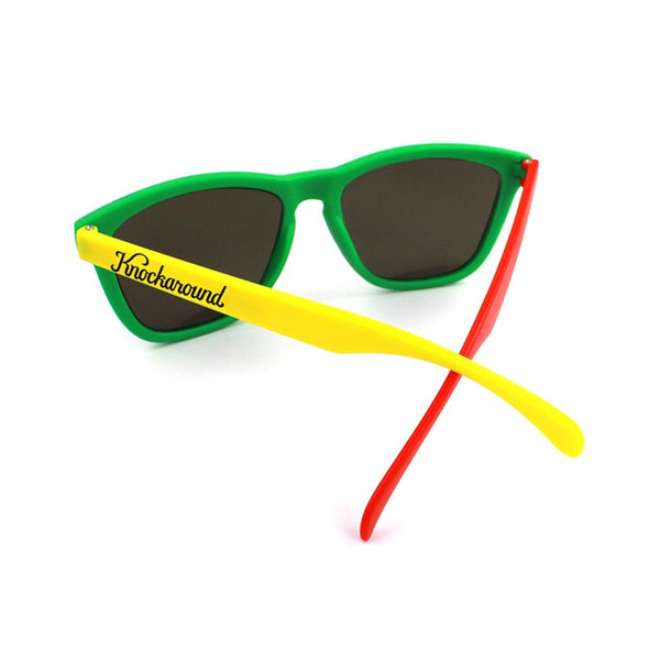 Knockaround Rasta/Smoke - Indie Carry  - 2