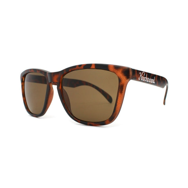 Knockaround Premiums - Matte Tortoise Shell/ Amber - Indie Carry  - 1