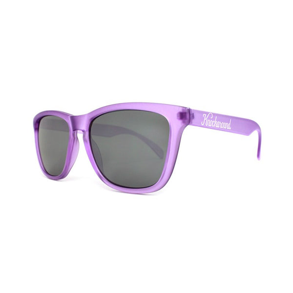 Knockaround Premiums - Frosted Lavender/ Smoke - Indie Carry  - 2