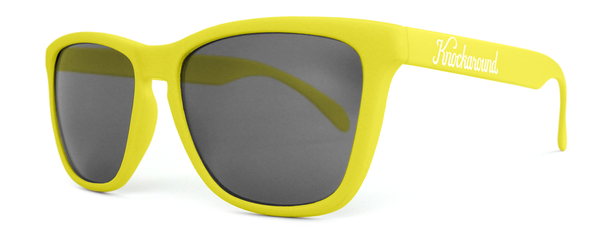 Knockaround Premiums - Yellow/Smoke - Indie Carry