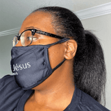 Merci Jesus Face Mask