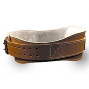 "Schiek Leather 4"" Belt"