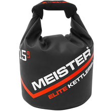 Load image into Gallery viewer, Meister Elite Portable Sand Kettlebell