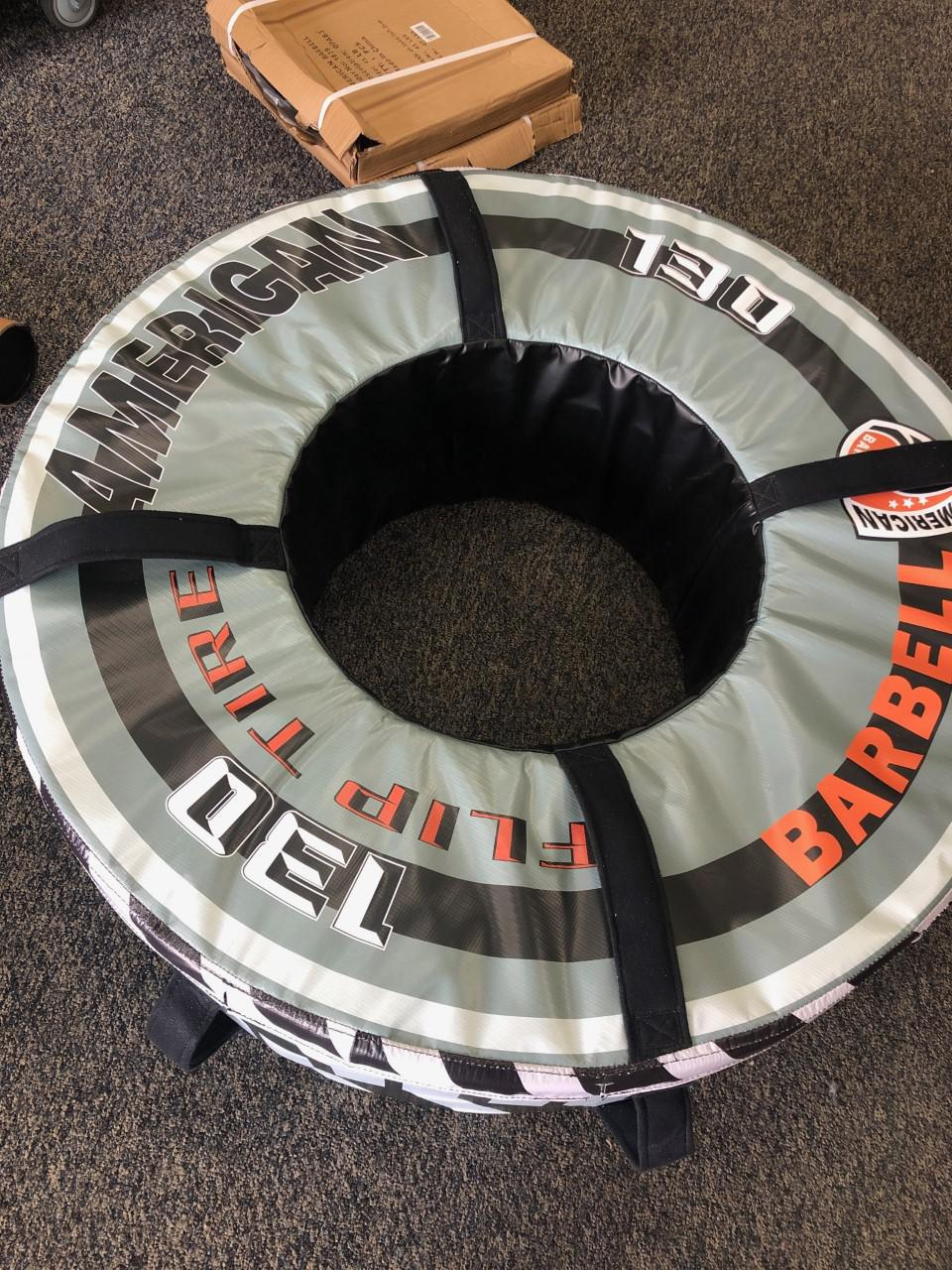 American Barbell Covered Flip Tire