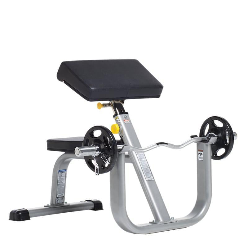 TuffStuff Seated Arm Curl Bench