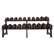 Load image into Gallery viewer, American Barbell 10 Pair Econo Dumbbell Rack